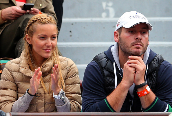 Mrs. Djokovic aren't you suppose to be married to the Serbian by now? Why the very long engagement